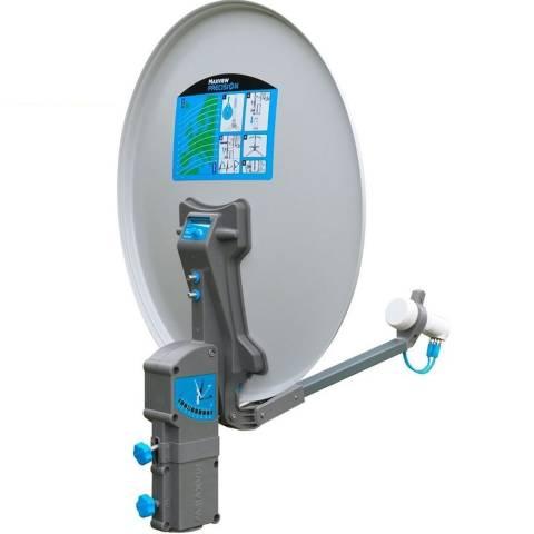 Maxview Precision Sat-Kit, Single, 75cm