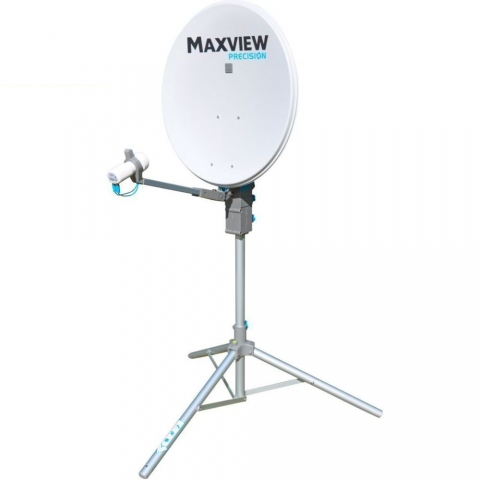 Maxview Precision Sat-Kit, Twin, 75cm