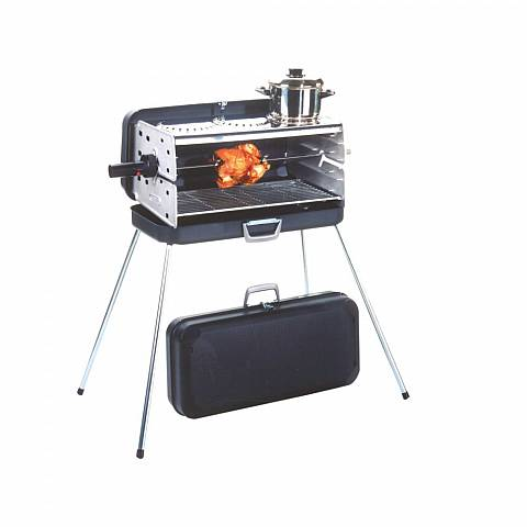 Koffergrill Classic No. 1 - 50 mbar