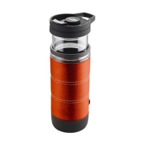 GSI JavaPress Coffee Maker - orange