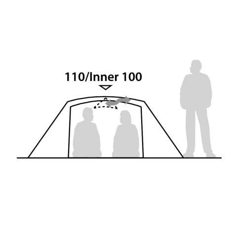 Robens Kestrel 2 Lite Trekkingzelt