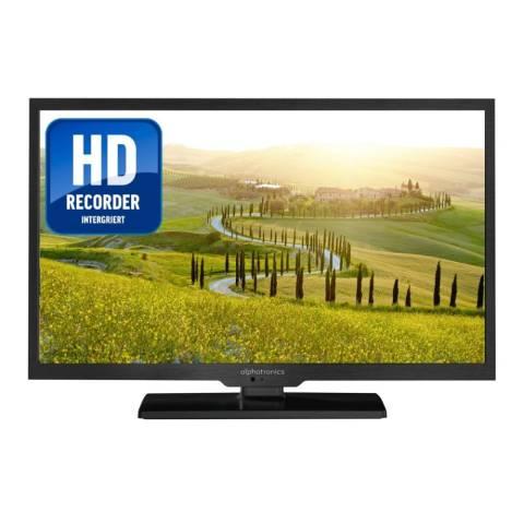 Alphatronics SL-19 DSB-H Flachfernseh mit DVD-Kombination