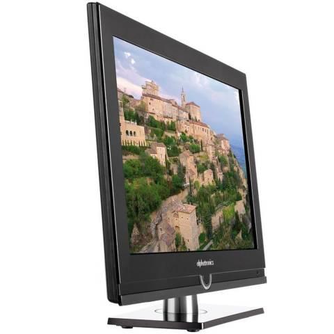 Alphatronics R-19 DSB Flachfernseh mit DVD-Kombination