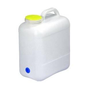 Weithalskanister mit Tragegriff 19 Liter