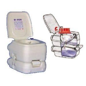 Fiamma Bi-Pot 34 Camping Toilette