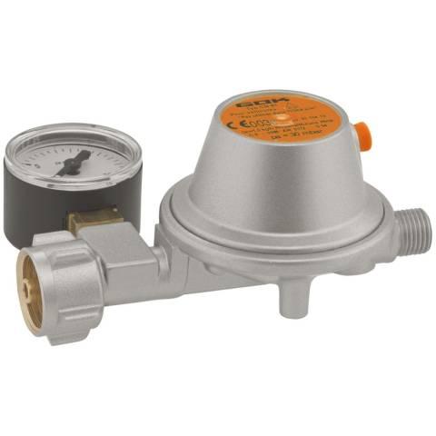 Gok Gasdruckregler CN 61 - 50mbar mit Manometer