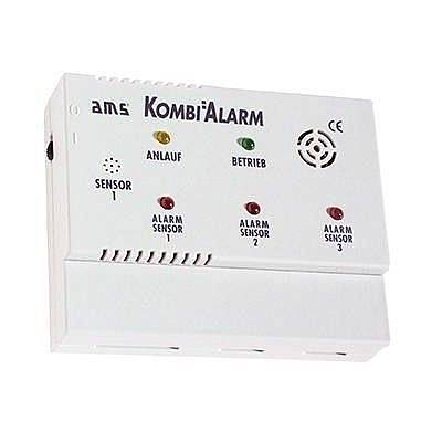 AMS KombiAlarm Gaswarner