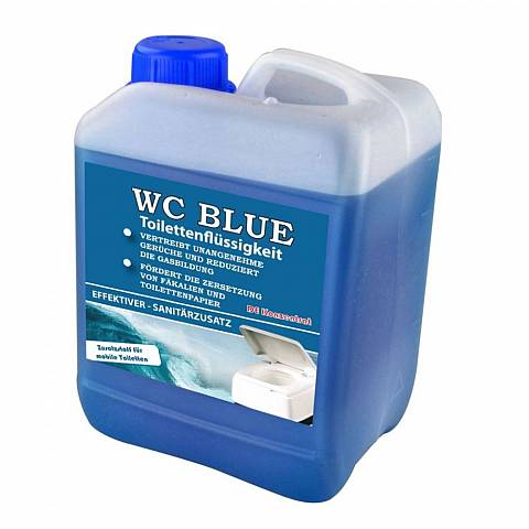 Sanitärzusatzkonzentrat WC Blue