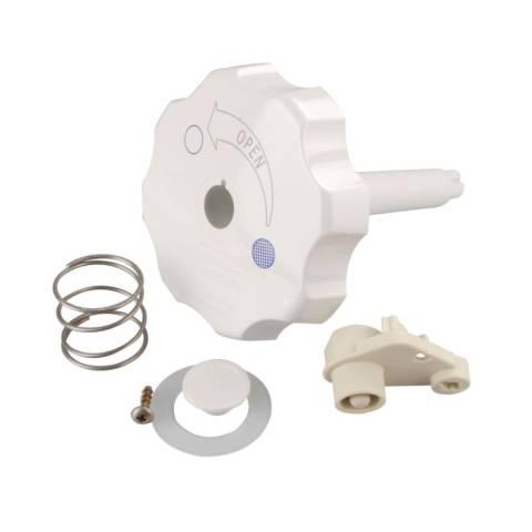 Spülknopf für Thetford Toilette C2 C3 und C4