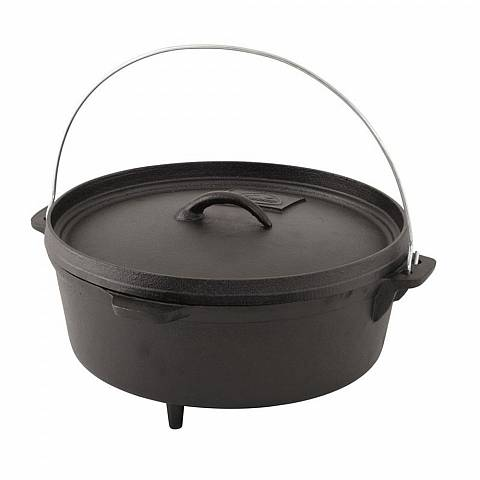 Robens Carson Dutch Oven Feuertopf - 6 Liter