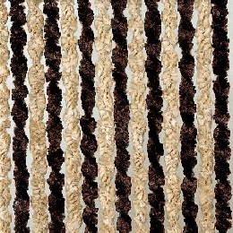 Chenille Türvorhang Flauschvorhang 56 x 175 cm - für Caravan