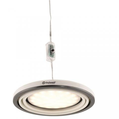Outwell Orion Zeltlampe - creme weiss