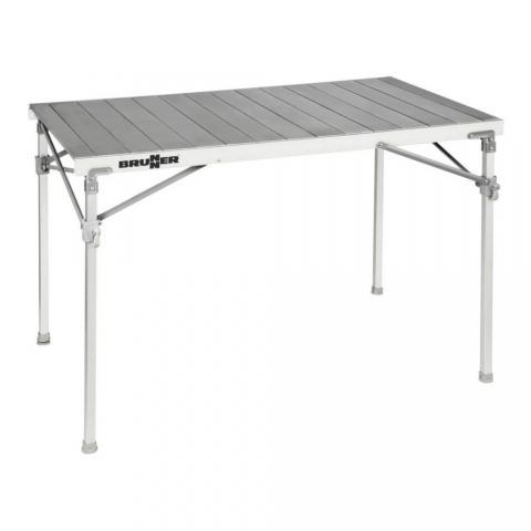 Brunner tisch titanium quadra 4 ng for Table titanium quadra 6 personnes