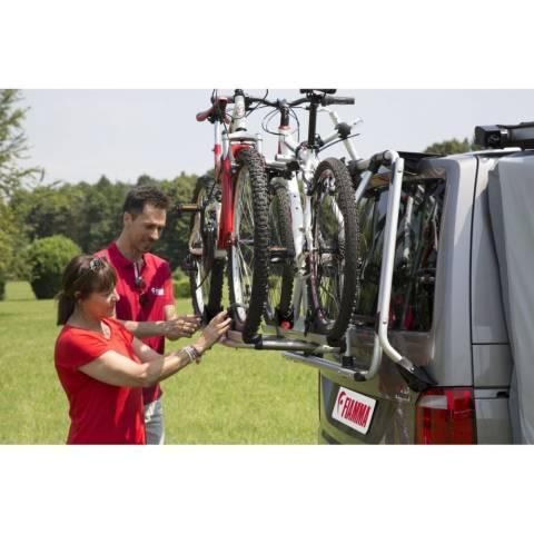 Fiamma Carry Bike für VW T5 Pro für 4 Räder