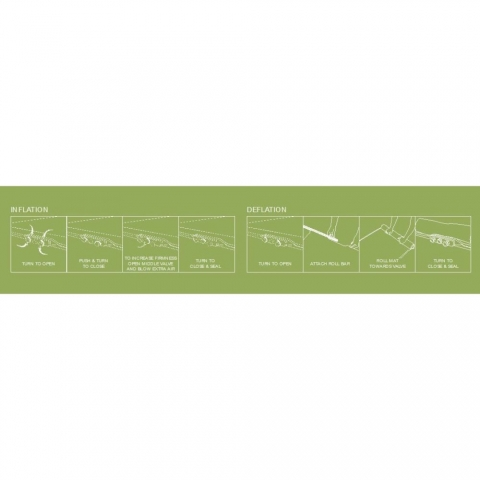 Vango Allure 7,5 cm Isomatte