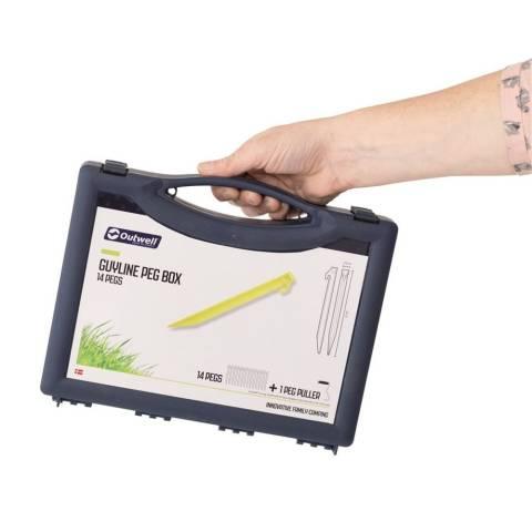 Outwell Kunststoff Zeltheringe - Box