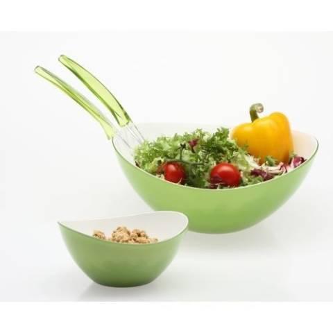 Gimex Salatschüssel klein - lemon