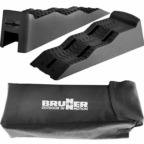 Brunner Equalizer XL Black Auffahrkeil
