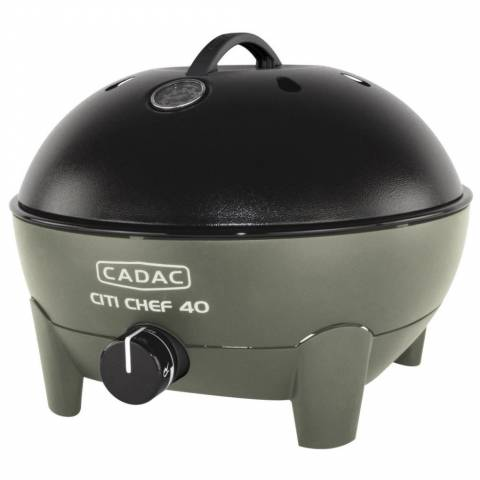 Cadac Citi Chef 40 Tischgrill - 50 mbar - olivgrün