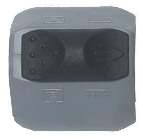 easysystem Ersatzgehäuse ø 25/22 mm