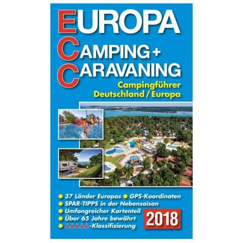 ECC Campingführer Europa 2018