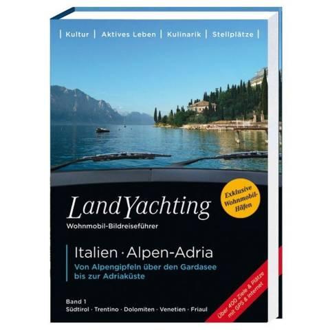 LandYachting Reiseführer Italien und Alpen-Riviera