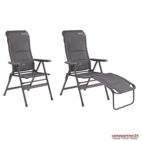 Outwell Marana Campingstuhl - 3er Spar-Set