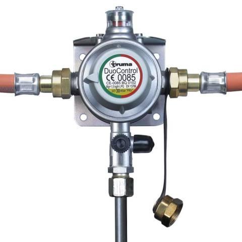 Truma DuoControl - 30 mbar - 1,5 kg/h