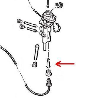 Truma Trumatic - Magneteinsatz Mini