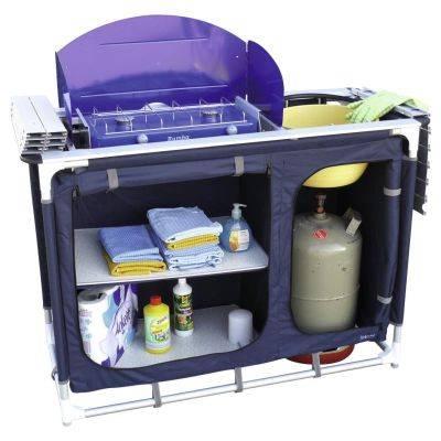 Camping Küchenschrank H86