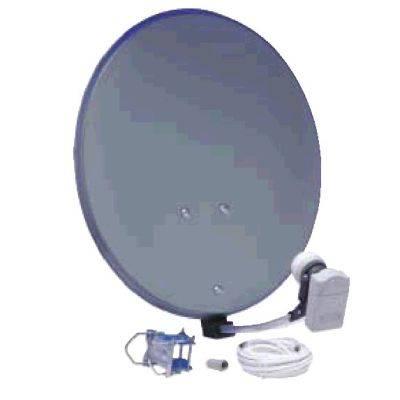 Sat-Anlage Portable 80 cm