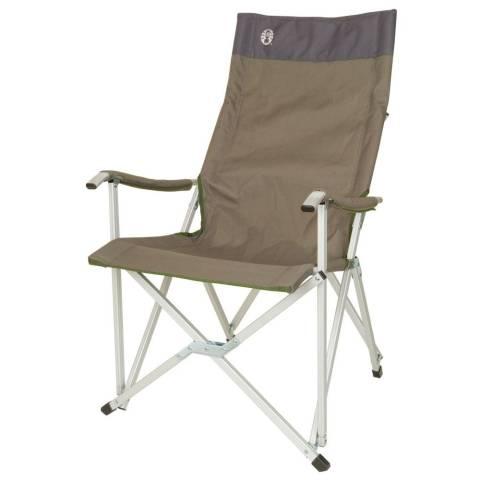 Coleman Sling Chair Faltstuhl - grün