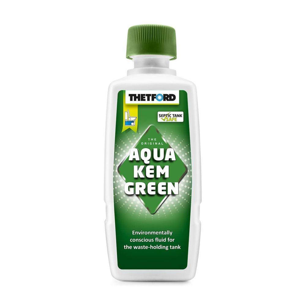 thetford aqua kem green 0 4l flasche. Black Bedroom Furniture Sets. Home Design Ideas