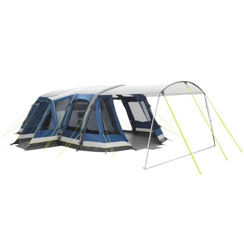 Outwell Zelt 6 : Outwell montana sa zelt personen campingzelt