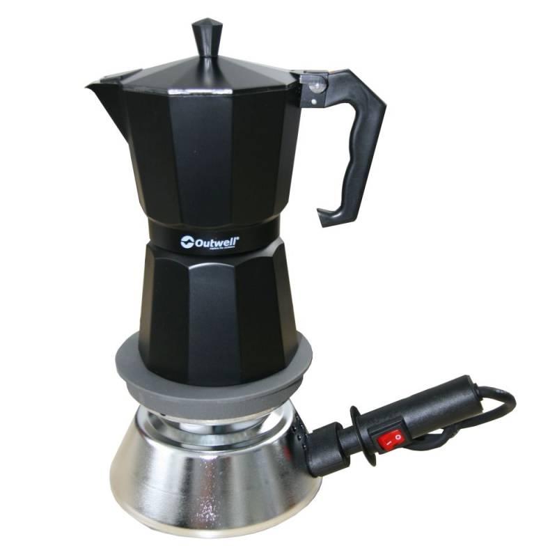 espressokocher espressokanne espressomaschine f r 6 tassen incl 650 w platte ebay. Black Bedroom Furniture Sets. Home Design Ideas