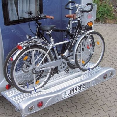 linnepe lastentr ger smartport fahrradhalter basic. Black Bedroom Furniture Sets. Home Design Ideas