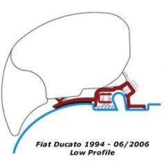 Fiamma Adapter für Markise F65 und F65 S - Ducato bis 06/06 LP