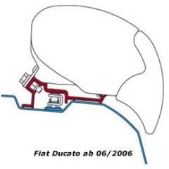 Fiamma Adapter für Markise F65 und F65 S - Ducato ab 07/06