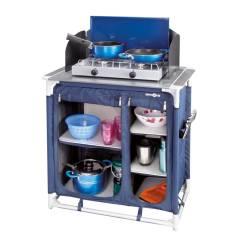 Brunner Campingschrank Mercury CT - blau