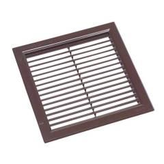 Lufteinlass-Gitter, eckig für Dometic Staukasten-Klimaanlagen