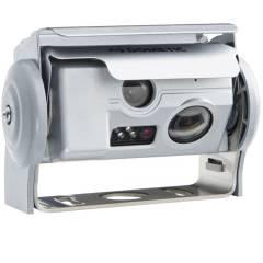 Dometic PerfectView CAM 44 NAV Doppelkamera - silber