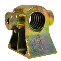 Gewindeblock Alu-Druckguß für Stabilformstützen 20 mm