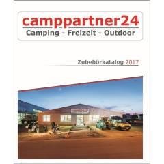 camppartner24 Campingzubehör Katalog 2017