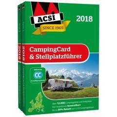 ACSI CampingCard und Stellplatzführer 2019