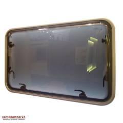 Polyplasic Aluminium Rahmenfenster Polyvision 1300x550mm