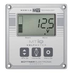 Büttner Elektronik MT iQ LCD Voltmeter