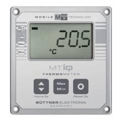 Büttner Elektronik MT iQ LCD Thermometer