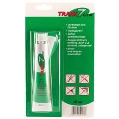 TRANS7 Klebe-und Dichtmittel - transparent