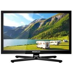 Megasat Royal RL 24 TFT LED DVD Fernseher