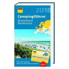 ADAC Campingführer 2018 Deutschland und Nordeuropa
